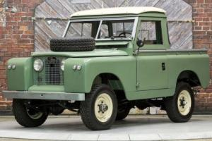 1966 Land Rover Other Photo