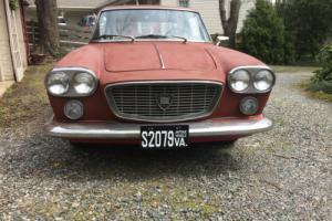 1963 Lancia Flavia PF Coupe Flavia PF Coupe for Sale