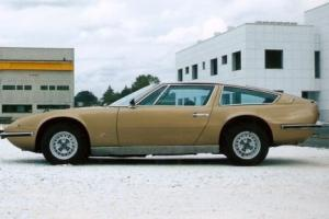 1970 Maserati Indy 4200 Coupe Photo