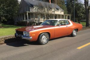 1974 Plymouth Road Runner --