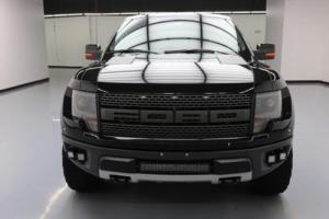 2014 Ford F-150 SVT RAPTOR CREW 4X4 6.2L SUNROOF NAV Photo