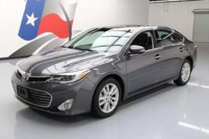 2014 Toyota Avalon XLE PREMIUM SUNROOF HTD LEATHER