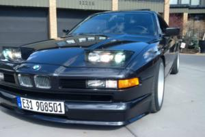 1990 BMW 8-Series MK Motor Sports
