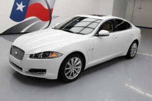 2013 Jaguar XF 2.0T TURBO SUNROOF HTD SEATS NAV