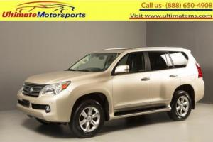 2011 Lexus GX 2011 GX 460 AWD NAV SUNROOF LEATHER HEAT/COOL SEAT
