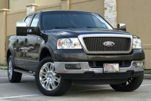 2005 Ford F-150 F150 Lariat SuperCrew 2WD/RWD