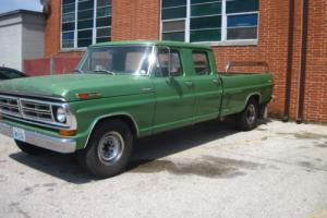 1972 Ford F-350