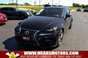2015 Lexus IS IS 350