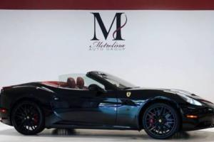 2010 Ferrari California Base 2dr Convertible