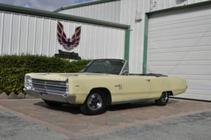 1967 Plymouth Fury Fury Sport III Convertible
