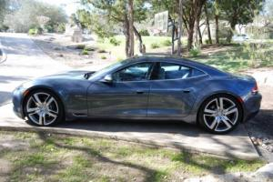 2012 Fisker Karma EcoChic Photo