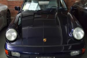 1991 Porsche 911 carrera 2 cab Photo