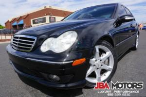 2007 Mercedes-Benz C-Class 0 7 C230 Sport Pkg C Class 230 Sedan