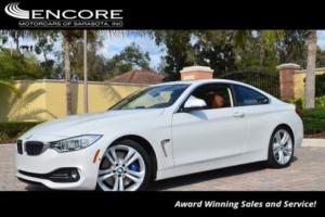 2014 BMW 4-Series 435i Coupe W/Premium, Technology and Navigation Pa