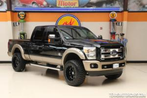 2012 Ford F-250 King Ranch Photo