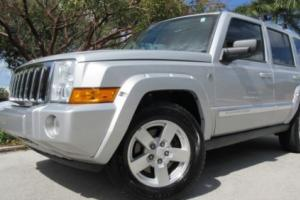2007 Jeep Commander LIMITED 4X4