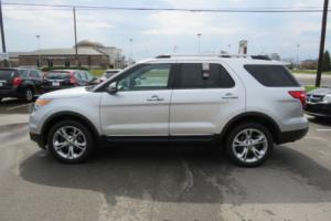 2011 Ford Explorer 4WD 4dr Limited