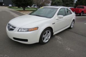 2006 Acura TL 4dr Sedan Automatic Navigation System