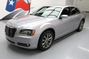 2014 Chrysler 300 Series S AWD HTD LEATHER NAV BEATS 19'S