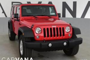 2015 Jeep Wrangler Wrangler Unlimited Sport