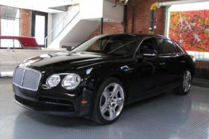 2015 Bentley Continental Flying Spur 4dr Sedan V8