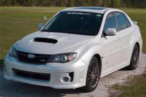 2011 Subaru Impreza WRX Limited AWD 4dr Sedan