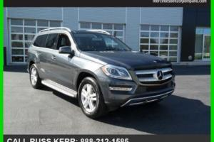 2015 Mercedes-Benz GL-Class Photo