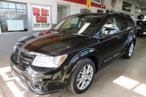 2013 Dodge Journey FWD 4dr R/T