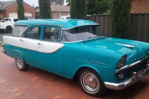 1960 FB Holden Station Wag, All Original, Original Paint & Interior