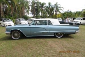 FORD THUNDERBIRD 1958