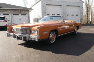 Cadillac: Eldorado LOW MILES MINT CONDITION
