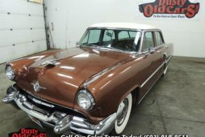 1952 Lincoln Capri Runs Drive Body Interior VGood 317V8