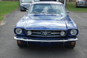 1965 Ford Mustang Coupe Photo