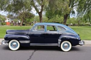1942 Nash Ambassador 6 Slipstream