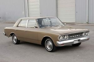 1963 AMC Other RAMBER CLASSIC 550 Photo