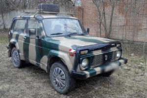 1980 Lada Niva Photo