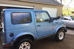 1986 Suzuki Samurai Photo
