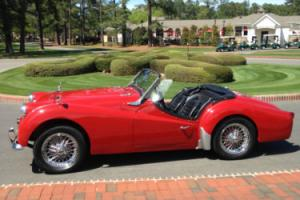 1960 Triumph Other tr3a