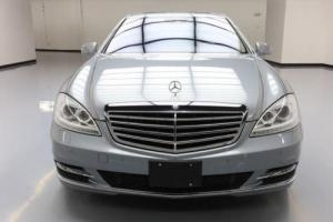 2013 Mercedes-Benz S-Class S550 SUNROOF NAV REARVIEW CAM Photo