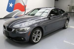 2014 BMW 4-Series 428I XDRIVE COUPE AWD SPORT LINE SUNROOF NAV!!