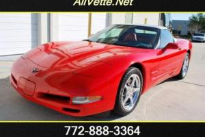 2000 Chevrolet Corvette Convertible Photo