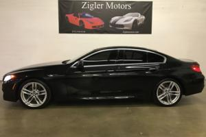 2013 BMW 6-Series 640i Gran Coupe M Sport