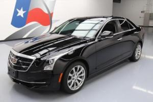 2017 Cadillac ATS 2.0T LUX HTD LEATHER NAV REAR CAM