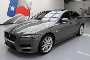 2016 Jaguar XF R-SPORT S/C VENT LEATHER SUNROOF NAV