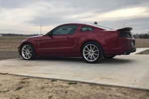 2014 Ford Mustang Track Package