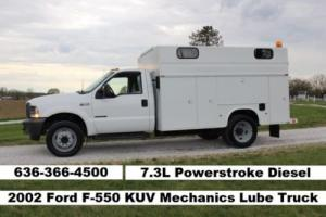 2002 Ford F-550 --