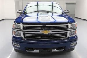 2015 Chevrolet Silverado 1500 SILVERADO HIGH COUNTRY CREW 4X4 NAV 20'S