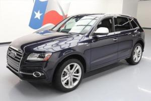 2015 Audi SQ5 3.0T PREMIUM PLUS AWD PANO ROOF NAV