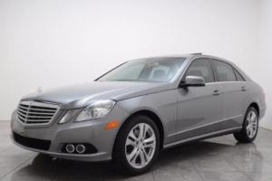 2011 Mercedes-Benz E-Class E350 Luxury LOW MILES Navi