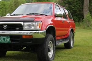 1995 Toyota 4Runner Photo